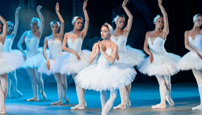 Life would be very different for this ballerina had she given up when she realized ballet wasn't always easy.